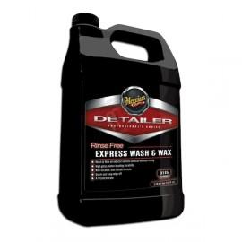 Rinse Free Express Wash & Wax (Gallon)