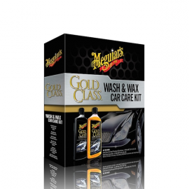 Gold Class Wash & Wax Kit