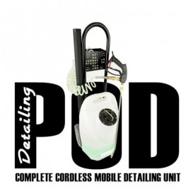 Eco Detailing Pod - Go Green Waterless Detailing Unit