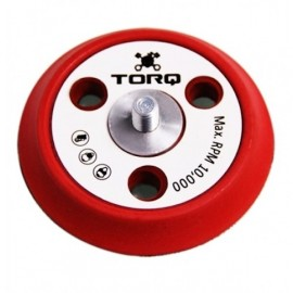Torq R5 DA Red Backing Plate (3 inch - 75mm)