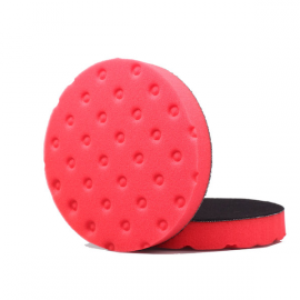 Lake Country Red  Taille Pads-125mm - 5,5 Inch