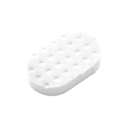 Lake Country CCS White Foam Anti-Static Detailing Pad