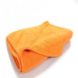 Fatty Angry Orange Microfiber Dryer