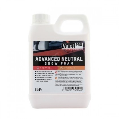 Avanced Neutral Snow Foam