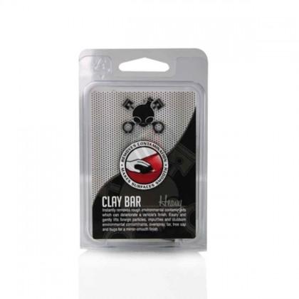 Clay Bar Black (Heavy Duty)