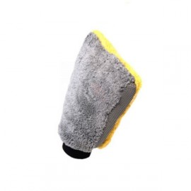 Waterproof 4 in 1 Microfiber Premium Wash Mitt