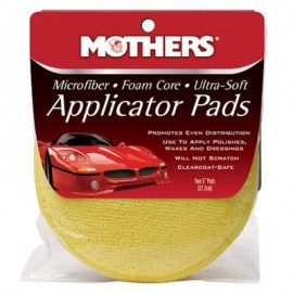 Mothers Ultra-Soft Microfiber Applicator Pads (2 pièces)