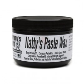 Natty's Paste Wax Black