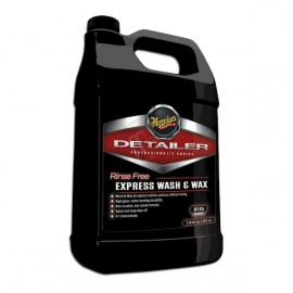 Rinse Free Express Wash & Wax (Gallon)