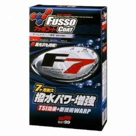 Fusso Coat F7 Dark