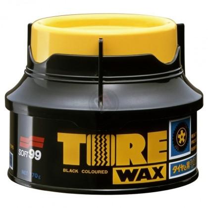 Tire Black Wax