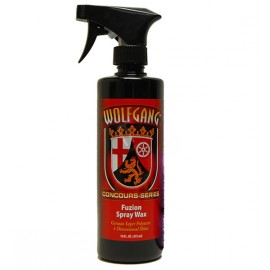 Fuzion Spray Wax