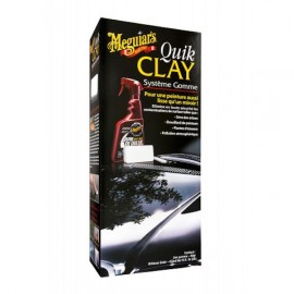 Système Gomme Quik Clay