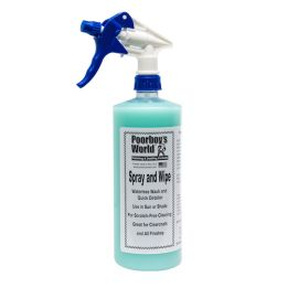 Spray and Wipe 1L