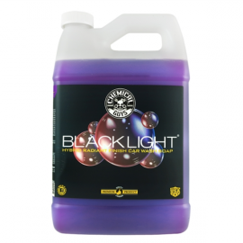 Black Light Car Wash Soap (Gallon)