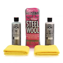 Chemical Guys - Metal Polish & Protect Kit