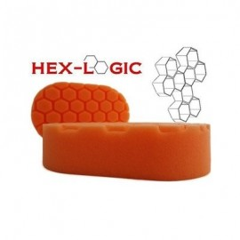 "Hex Logic Orange ""Light Cutting"" Hand Applicator Pad"