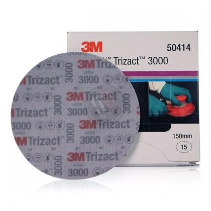 3M Trizact 3000 Fine Finishing Disc 75mm