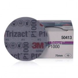 3M Trizact 1000 Fine Finishing Disc 75mm