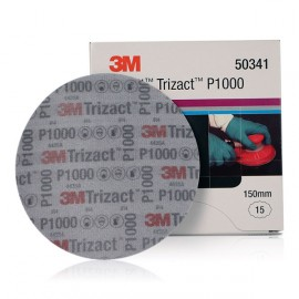 3M Trizact 1000 Fine Finishing Disc 150mm