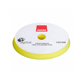 Yellow Fine Mille Polishing Pad