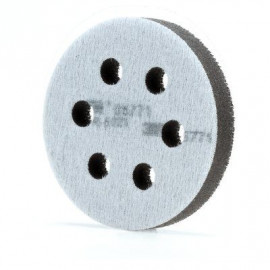 3M Hookit Soft Interface Pad 3""