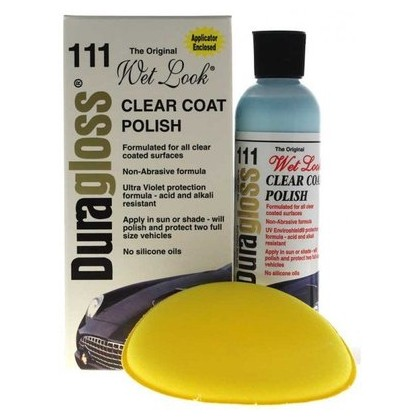 Clear Coat Polish 111