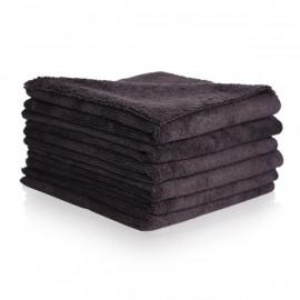 Pack de 6 Black Velvet Microfiber