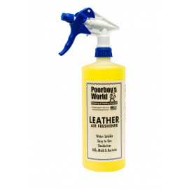 Leather Air Freshener