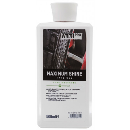 7f940705e Maximum Shine Tyre Gel - Maniac-Auto