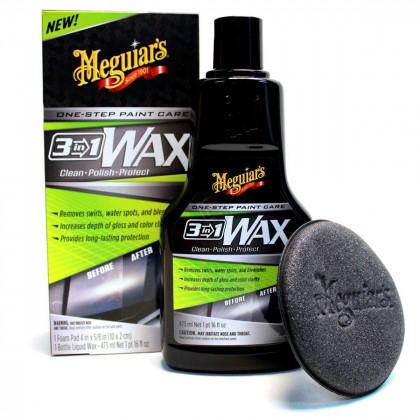 3 in 1 Wax