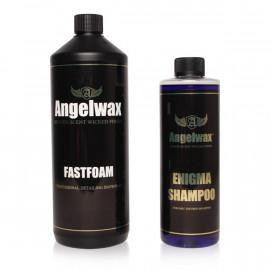 Pack Prélavage Lavage Angelwax