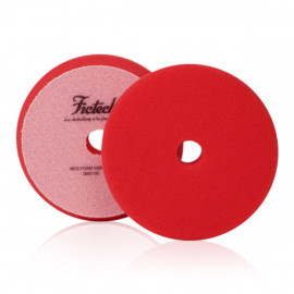 Fictech Red foam pad Very Soft  Taille Pads-100mm