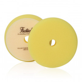 Fictech Yellow foam pad Medium  Taille Pads-100mm
