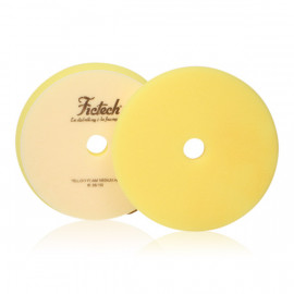 Fictech Yellow foam pad Medium
