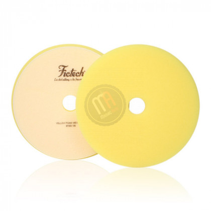 Fictech Yellow foam pad Medium