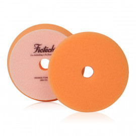 Fictech Orange foam pad Hard  Taille Pads-100mm