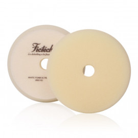 Fictech White foam pad Ultra Hard  Taille Pads-100mm