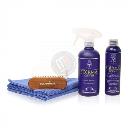 Pack cuir Labocosmetica