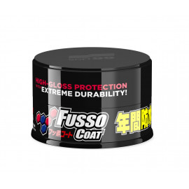 NEW Fusso Coat Wax Dark 12 mois
