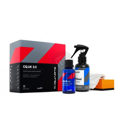 Cquartz UK - Ceramic Quartz Paint Protection - Incl. Reload