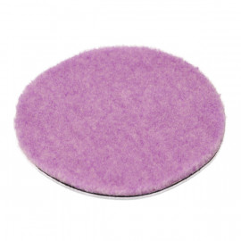 Purple Foamed Wool Buffing/Polishing Pad