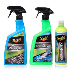 Kit Meguiar's Hybrid Family
