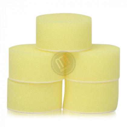 "Pack 5 Nano pads Flexipads Yellow 1.6"" (40mm)"