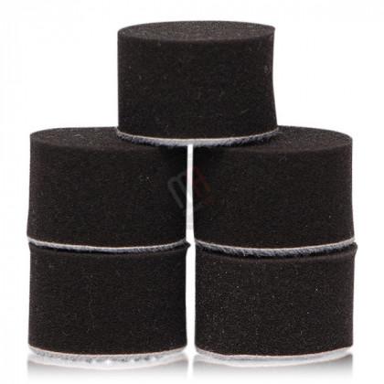 "Pack 5 Nano pads Flexipads Black 1.25"" (32mm)"