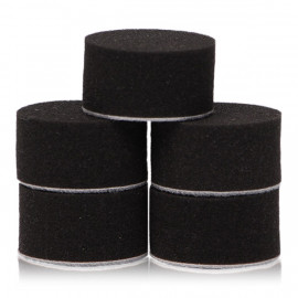 "Pack 5 Nano pads Flexipads Black 1.6"" (40mm)"
