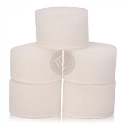 "Pack 5 Nano pads Flexipads White 1.25"" (32mm)"