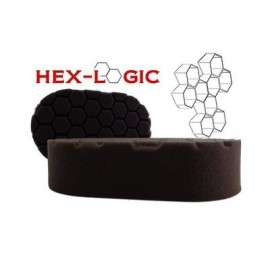 "Hex Logic Black ""Finishing"" Hand Applicator Pad"