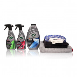 Kit Protection Entretien Turtle Wax