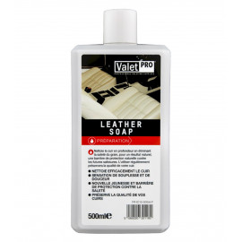 Leather Soap 500ml (savon cuir)